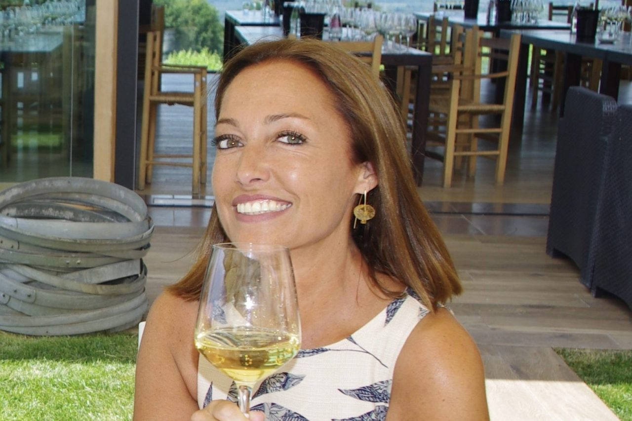 Wine and journalism with Manuela Zennaro